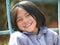 Stock Image : Happy Poor Children