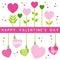 Happy Valentine S Day Card [1] Stock Image