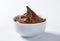 Stock Image : Hazelnut chocolate spread