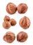Stock Image : Hazelnuts kernel