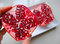 Stock Image : Health Benefits of Eating Pomegranate