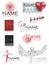 Stock Image : Healthcare logos