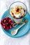 Stock Image : Healthy dessert