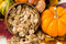 Stock Image : Healthy Toasted Pumpkin Seeds
