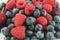 Stock Image : Heap of berries