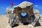 Stock Image : Heart Shaped Rock