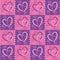 Stock Image : Hearts.