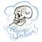 Stock Image : Heavy smoker