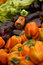 Stock Image : Heirloom peppers