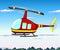 Stock Image :  Helikopter