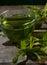 Stock Image : Herbal tea