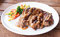 Stock Image :  Het lapje vlees van het rundvlees