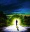 Het lopen aan Eden