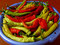 Stock Image :  Hete Spaanse peperpeper