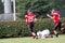 Stock Image : High School American Football