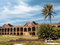 Stock Image : Historic Fort Jefferson in the Dry Tortugas