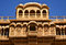 Stock Image : Historic Haveli facade