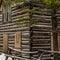 Historic Log Cabin in Colorado