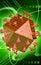 Stock Image : HIV Virus