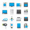 Stock Image : Home appliance icons