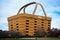 Stock Image : Basket Shaped Longaberger Company Home Office
