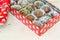Stock Image : Homemade Chocolate Truffles