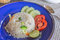 Stock Image : Homemade fried rice with vegetables