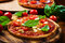 Stock Image : Homemade pizza