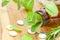 Stock Image : Homeopathy alternative medicine