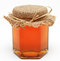 Stock Image : Honey jar