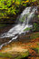 Stock Image :  Honey Run Waterfall