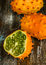 Stock Image : Horned Melon