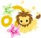 Stock Image : Horoscope ~Leo~