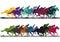 Stock Image : Horse racing