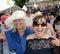 Stock Image : Horse racing,Ladies day at Ascot