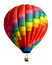 Stock Image : Hot air balloon