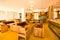 Stock Image : Hotel lobby