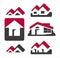 Stock Image : House logo