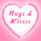 Stock Image : Hugs And Kisses Represents Find Love And Dating