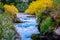 Stock Image : Huka falls, New Zealand, Waikato.