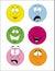 Stock Image : human emotion