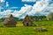Stock Image : Huts