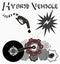 Stock Image : Hybrid Vehicle, Vector