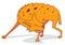 Stock Image : Hyena