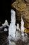 Stock Image : Ice cave