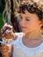 Stock Image : Ice cream cone