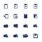 Stock Image : Icons