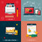 Stock Image : Icons for web design, seo, social media