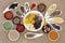 Stock Image : Immune Boosting Foods