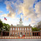 Stock Image : Independence Hall